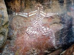Aborignal Rock Paintings